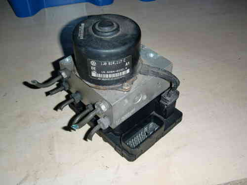 ABS-Hydraulikblock VW Golf 4  1J0907379G
