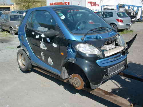 Smart ForTwo Coupe EZ.99 Automatik