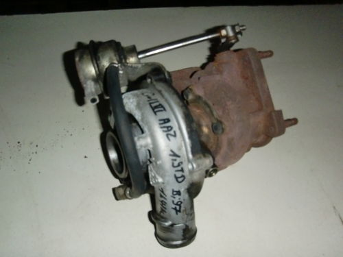 Turbolader VW Golf 3 III 1,9TDI 55kW Bj. 97 164tkm 028145701R